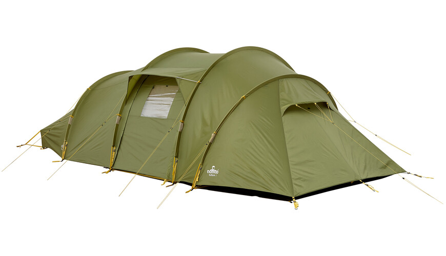 Nomad Tellem 5 tent groen